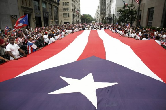 The Deep Secret of the Puerto Rican Day Parade  WAR AGAINST ALL