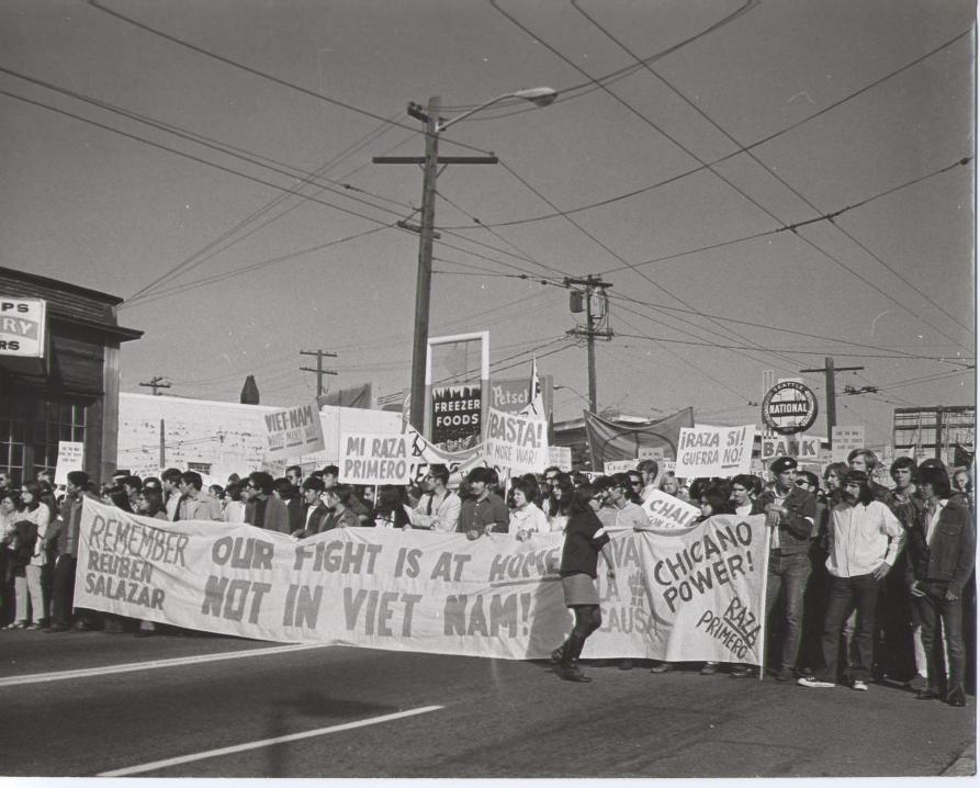 hispanic activism in 1960s Back in the 1950s how were hispanics treated in the civil  hispanic community's quest for justice begin their activism actually predates the 1960s.