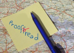 proofread