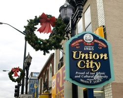 Union City Sign